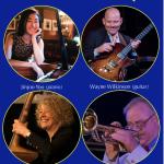 Chris Hodgkins Int. Quartet