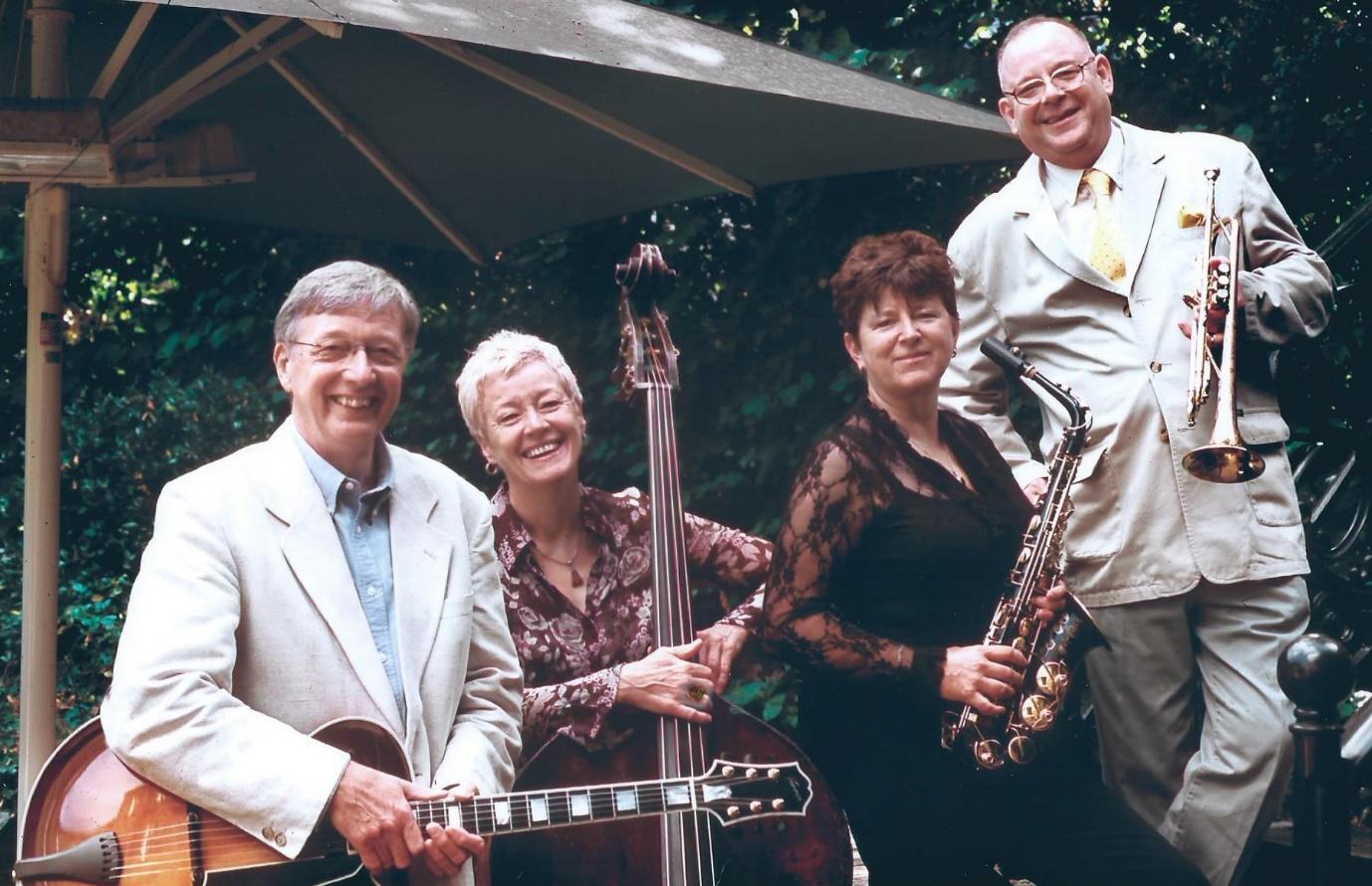 Chris Hodgkins Quartet