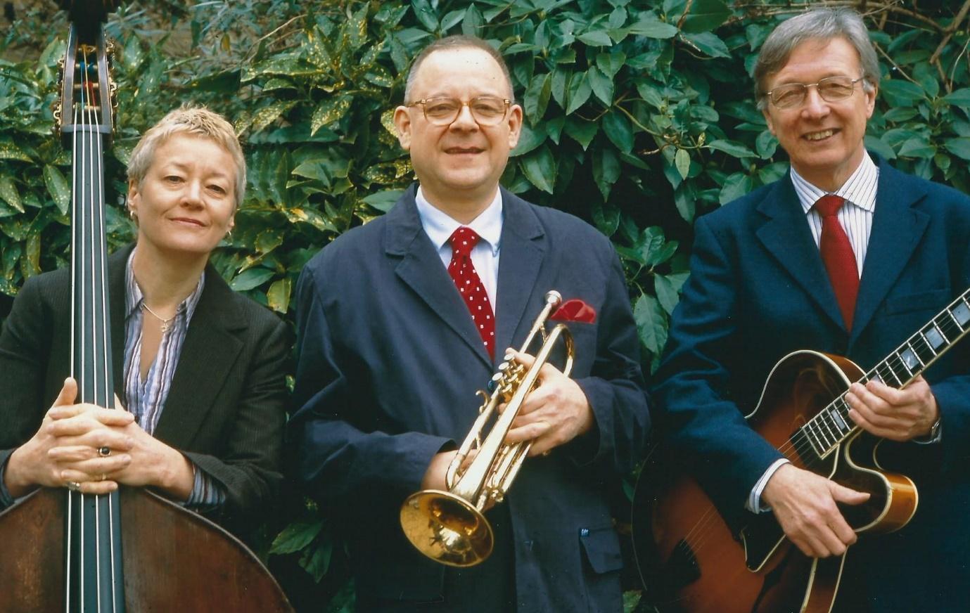 Chris Hodgkins Trio