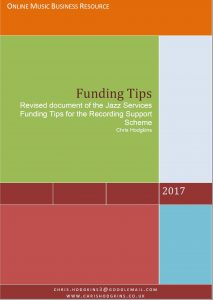 Funding tips front cover