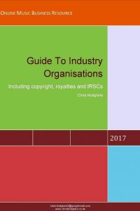 Guide To Music Organisations 2