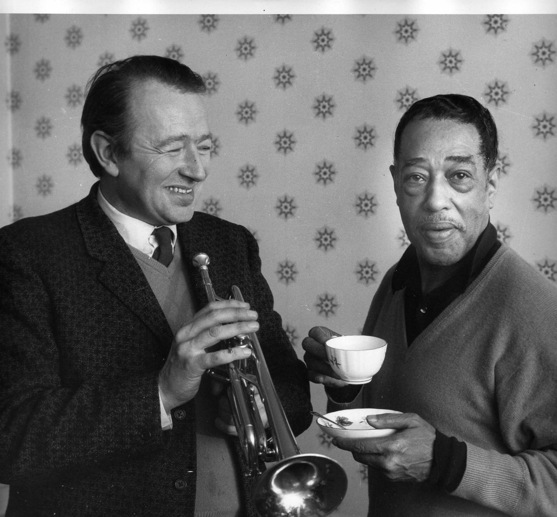 Humph and Duke Ellington