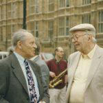 John Dankworth, Humphrey Lyttelton 001