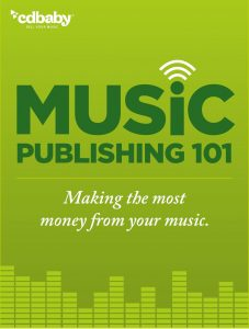 Music Publishing 101 Front cover
