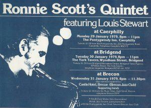 Ronnie Scott Leaflet 001