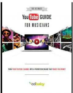 YouTube Guide For Musicans Front cover-001