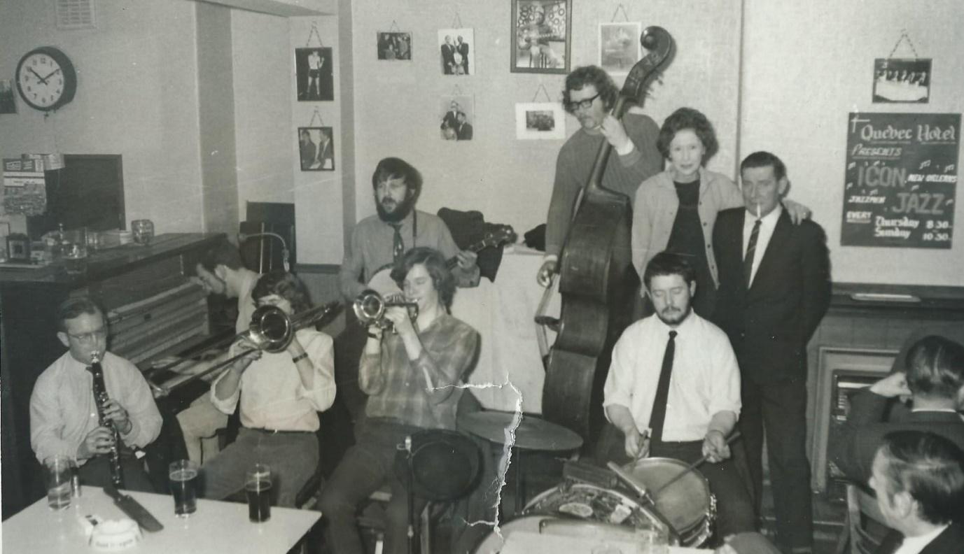 Icon Jazz Men 1970