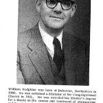 William Hodgkins