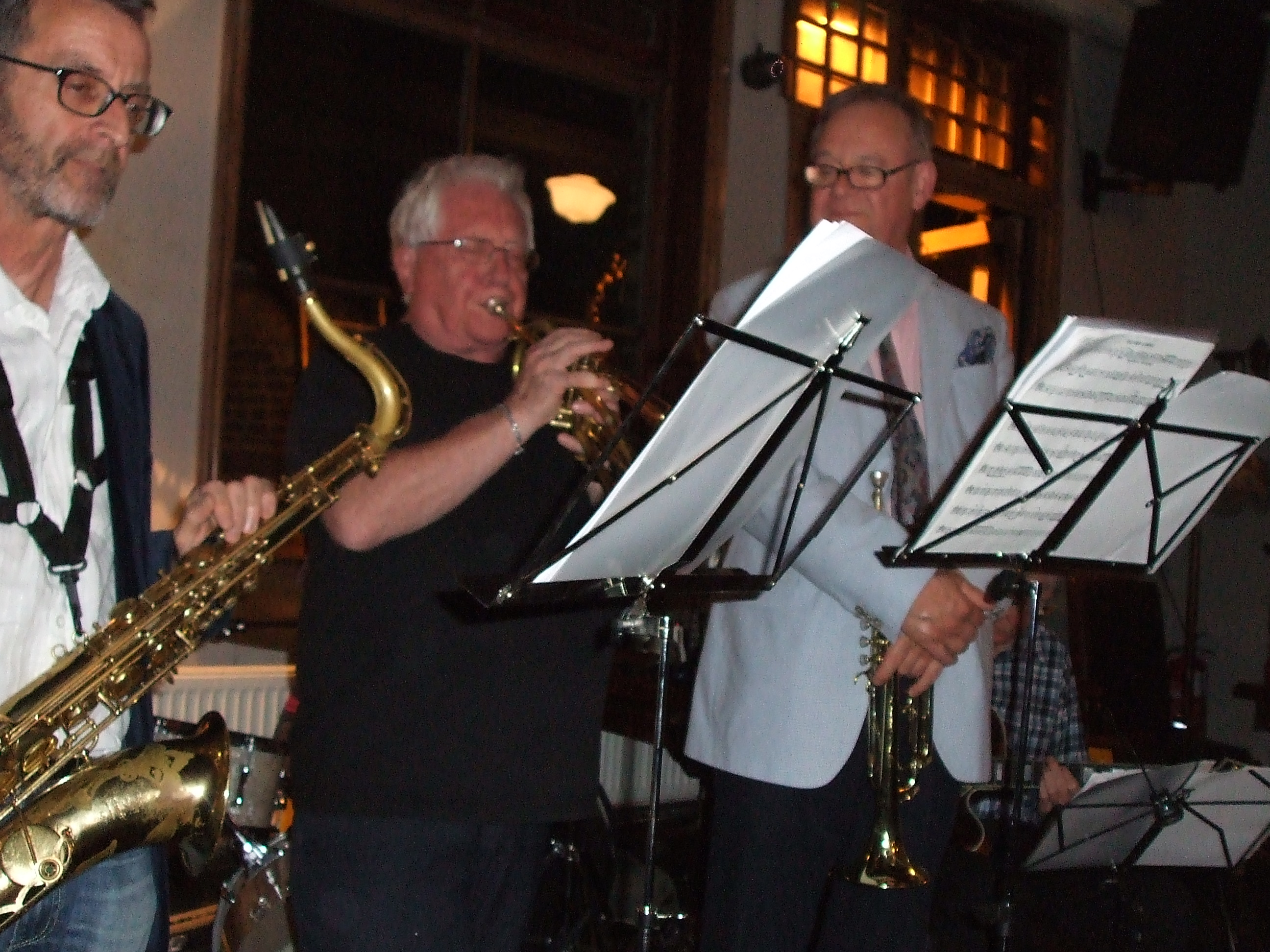 Chris Hodgkins retirement from Jazz Services