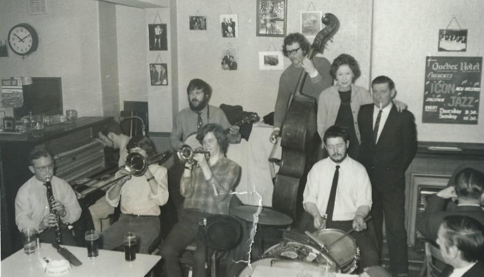 Icon Jazz Men