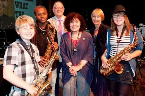 National Jazz Archive Award July 2011