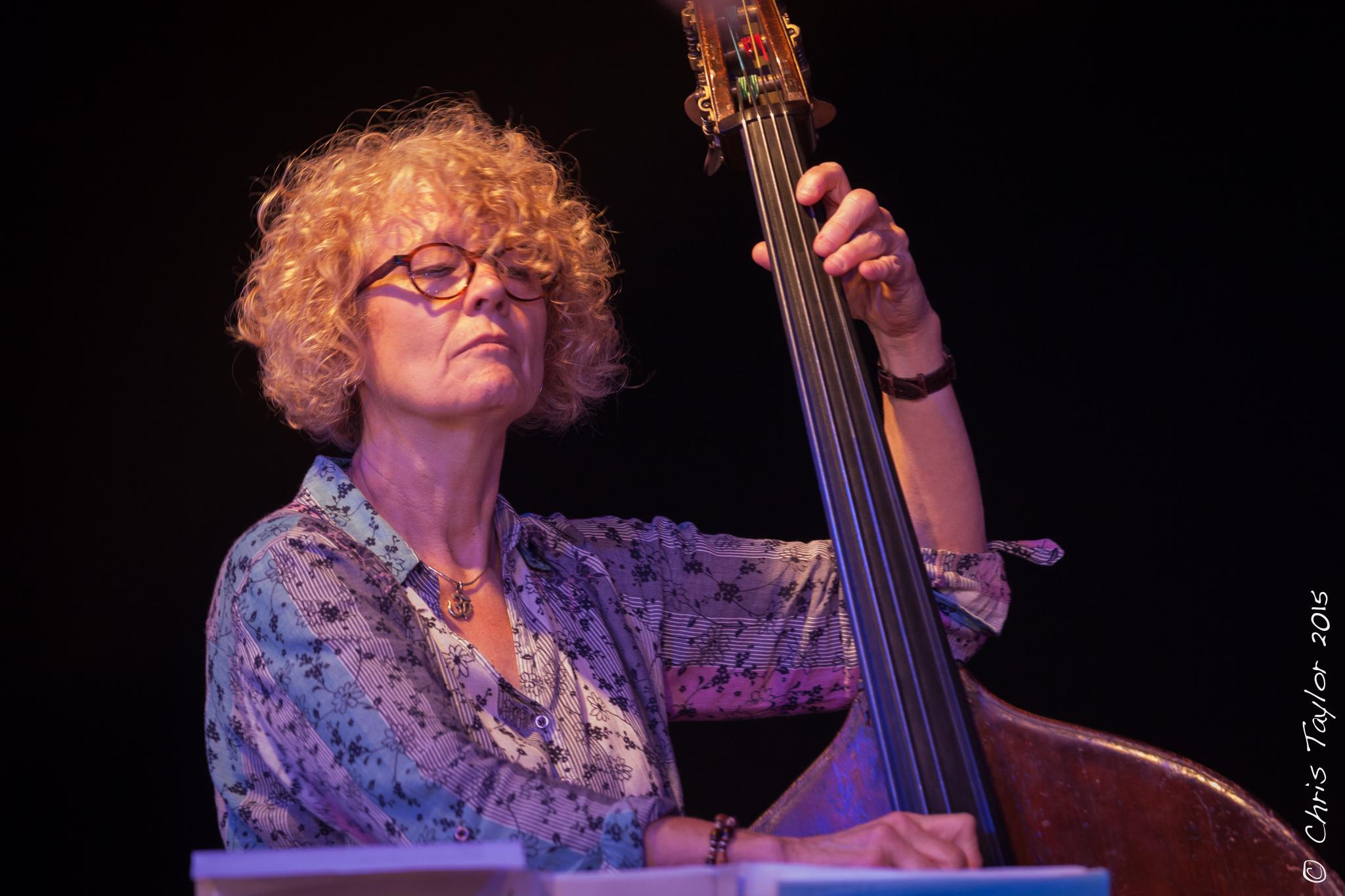Alison Rayner Ealing Jazz Festival 1st August 2015