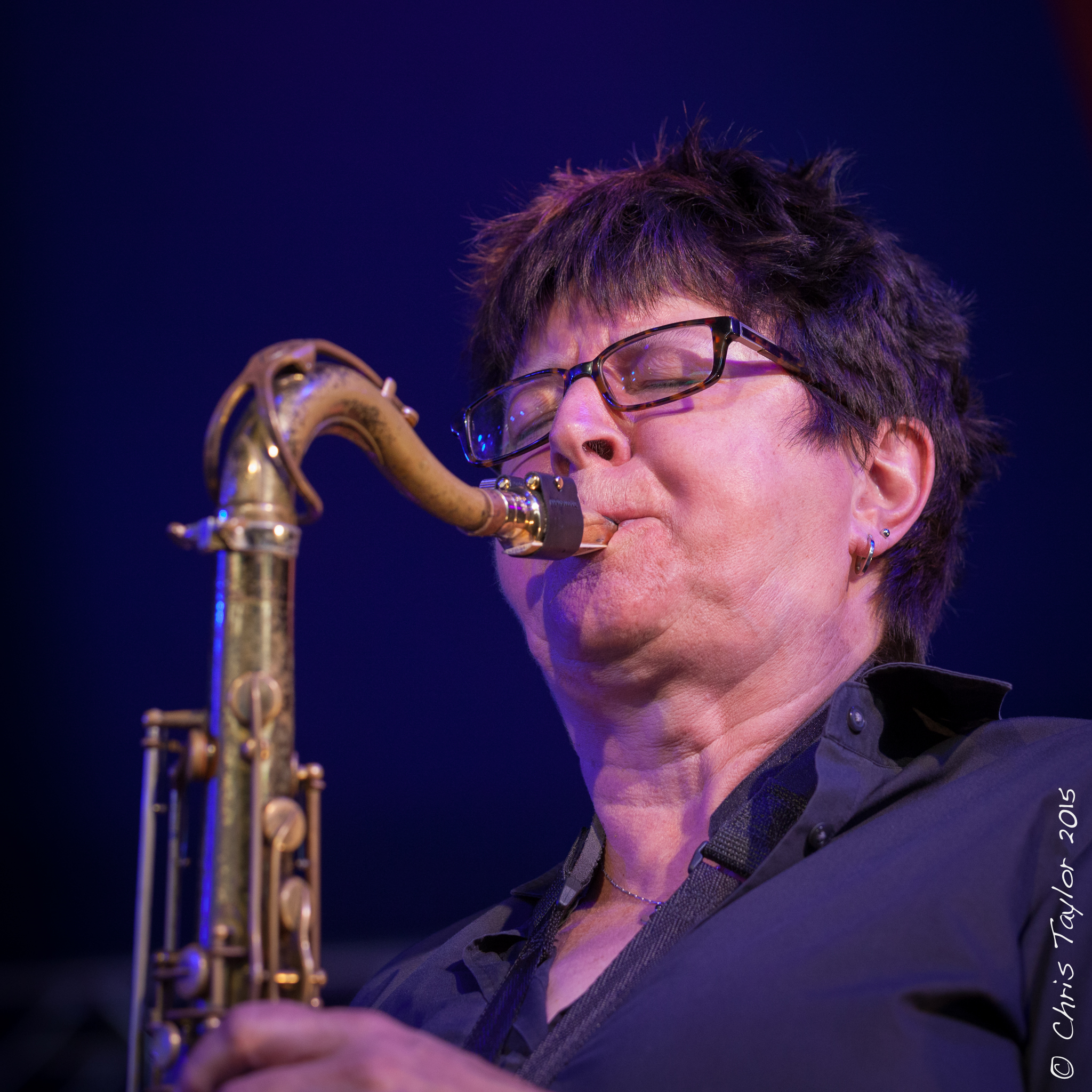 Diane McLaughlin Ealing Jazz Festival 1st August 2015