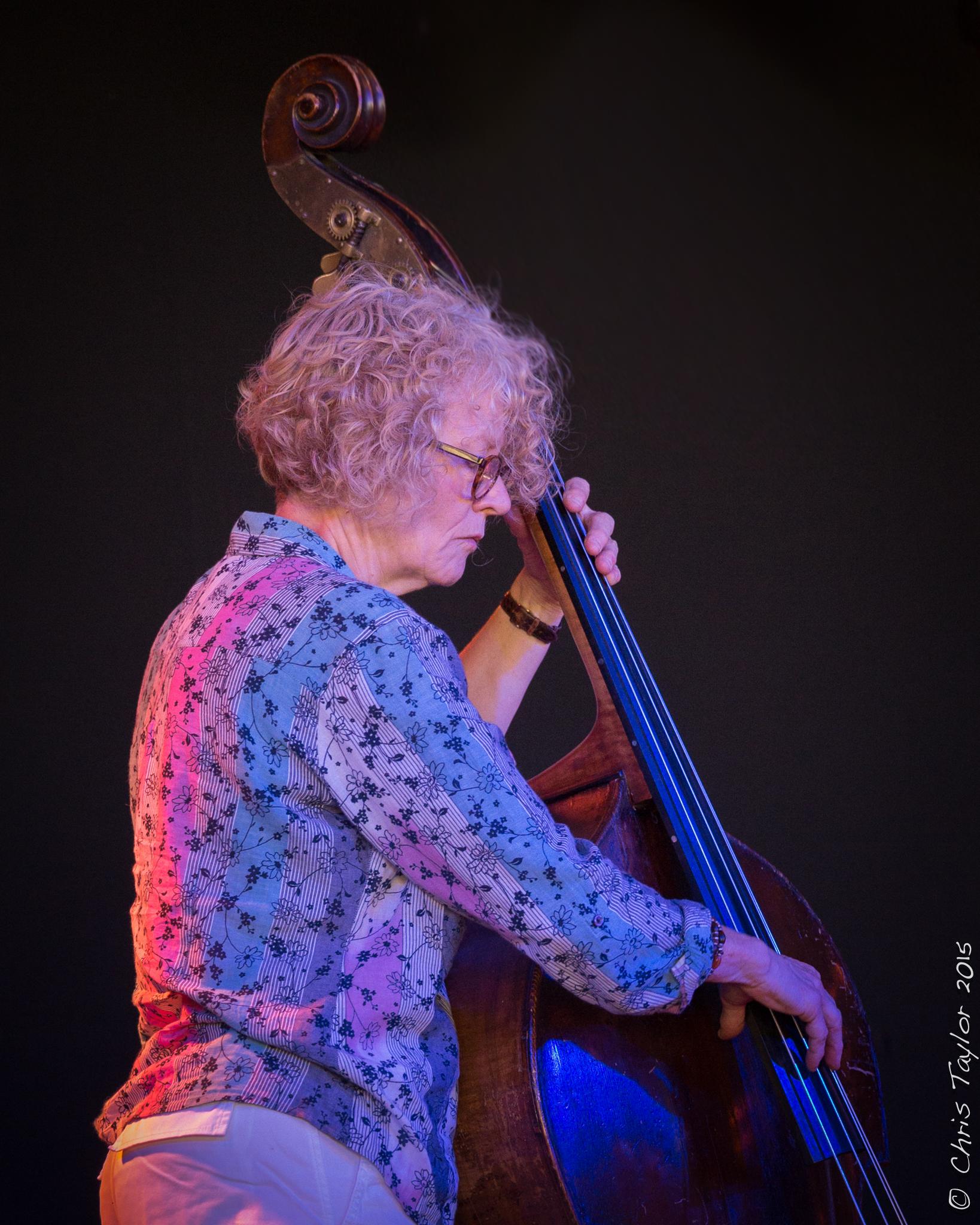 Alison Rayner Ealing Jazz Festival 2015