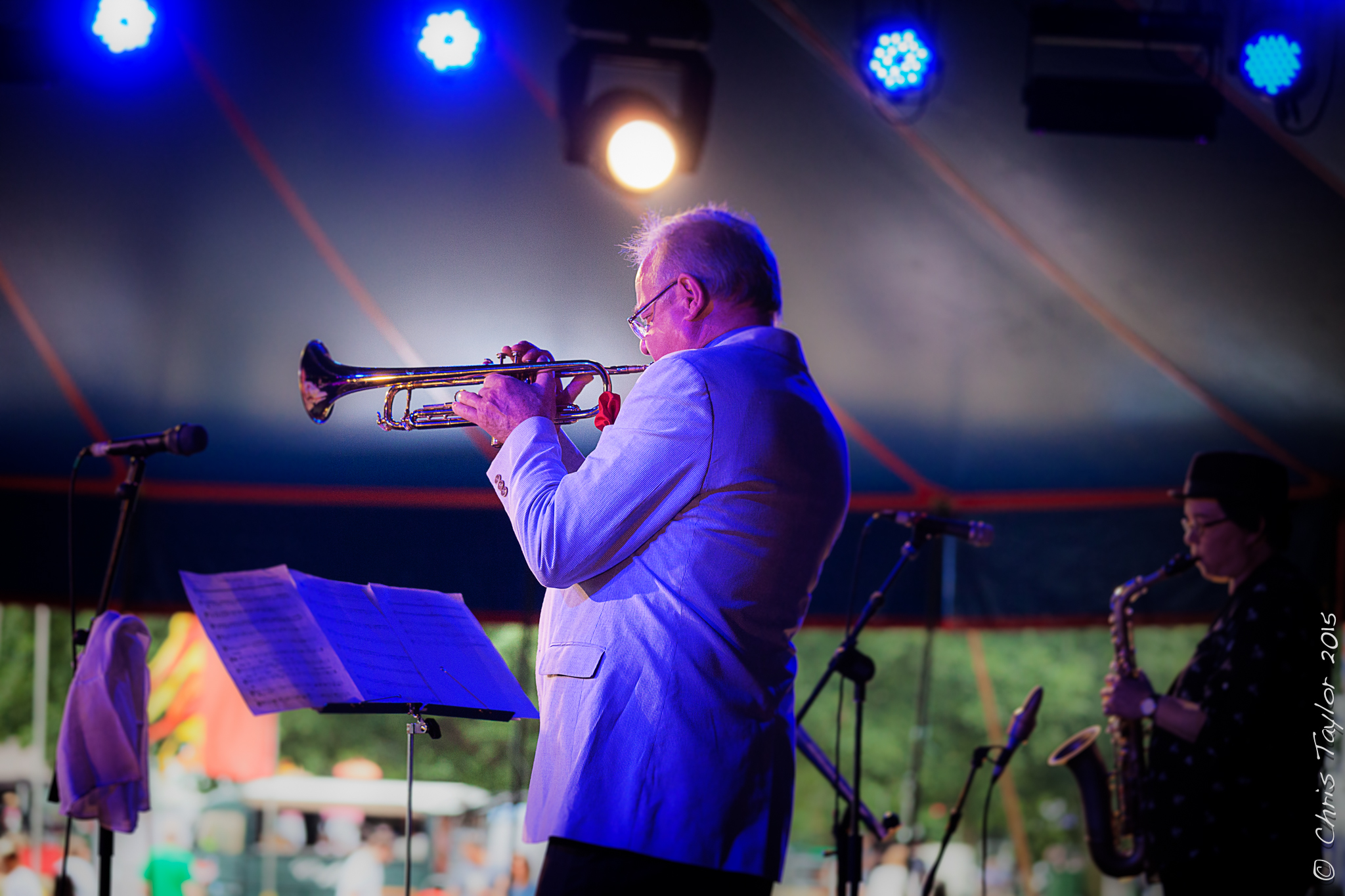 Ealing Jazz Festival 2015
