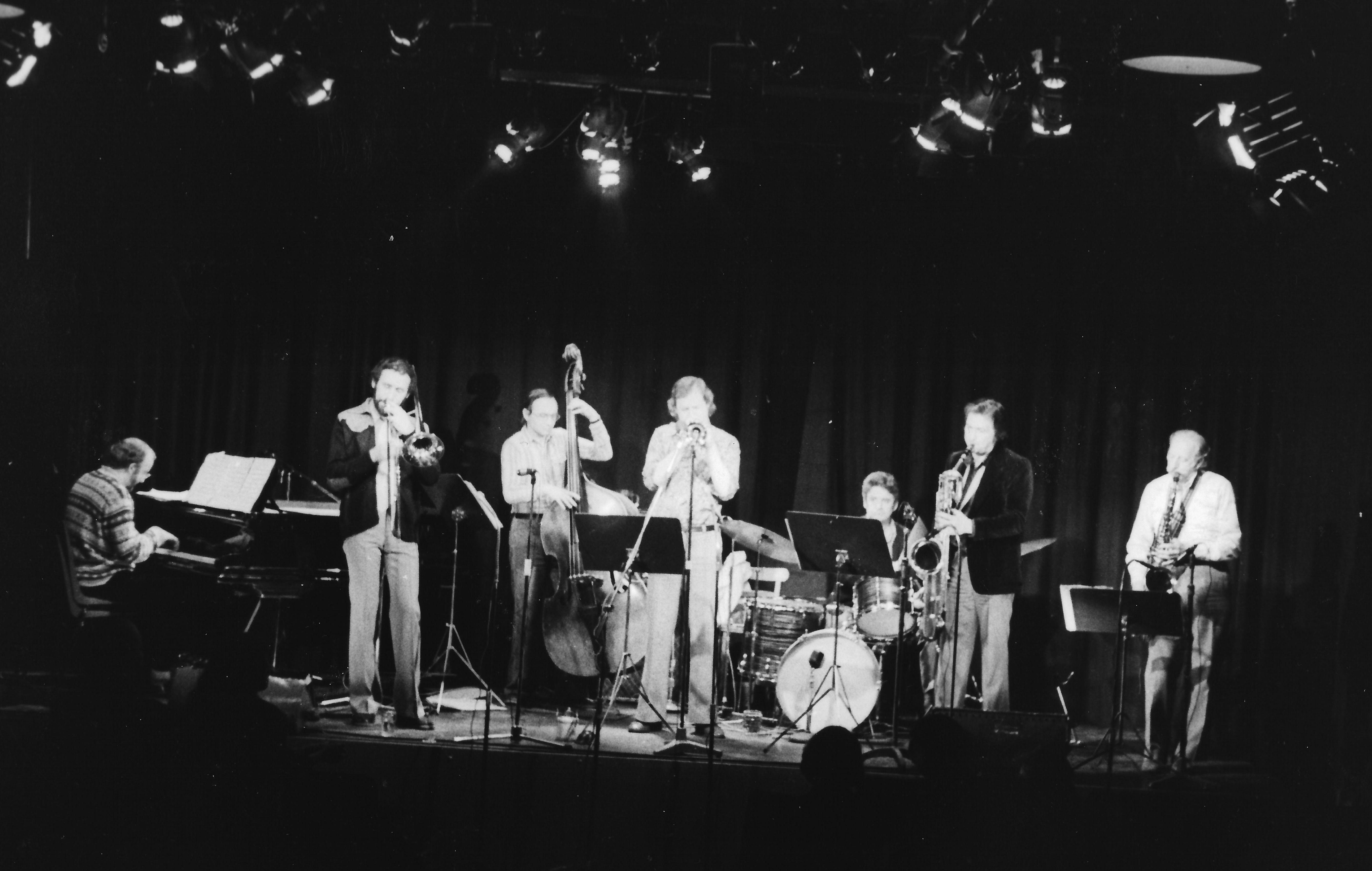 Chis Hodgkins And His Band with Ronnie Ross