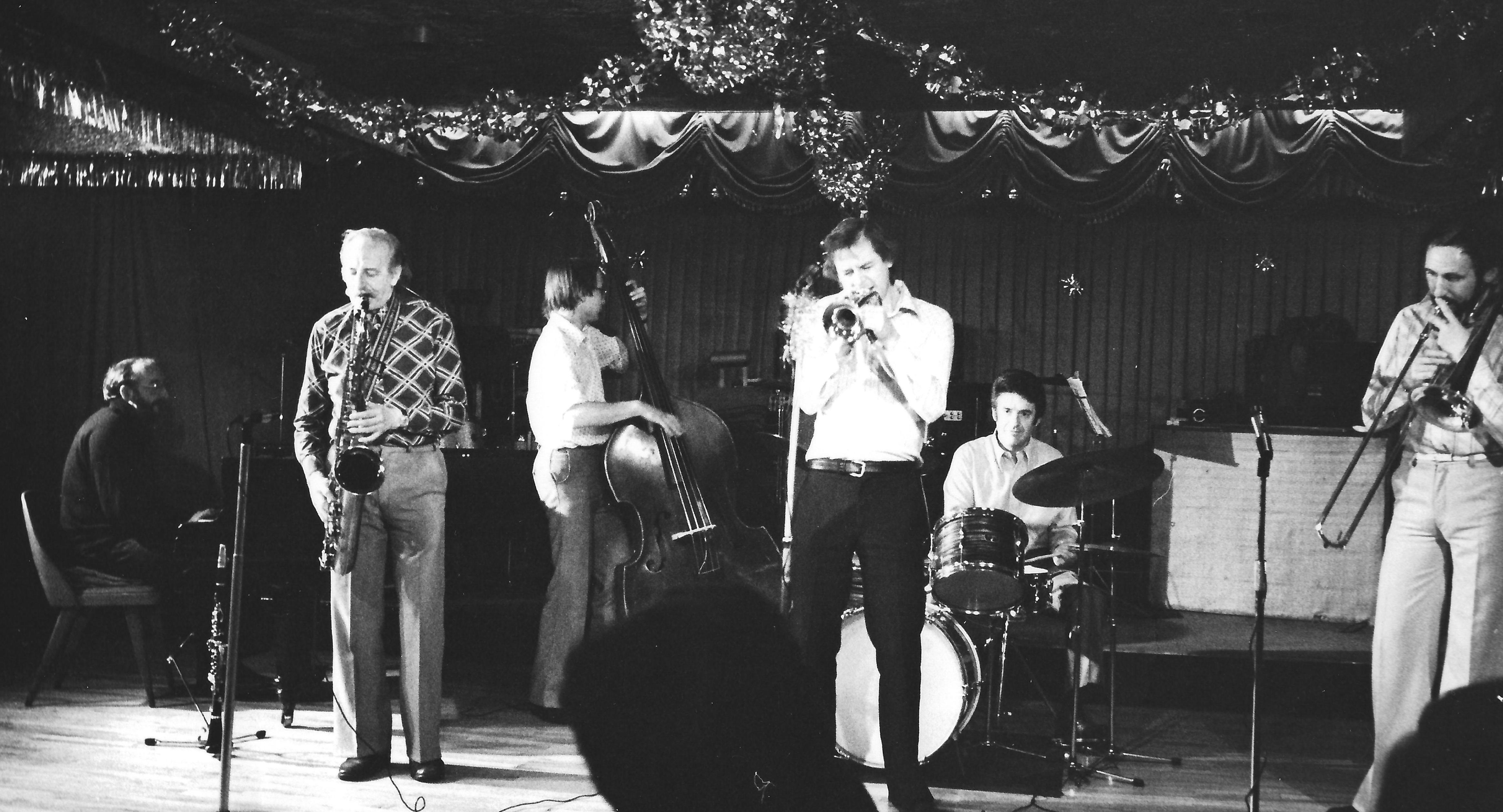 Chris Hodgkins And His Band 5th December 1977 Titos Club Cardiff