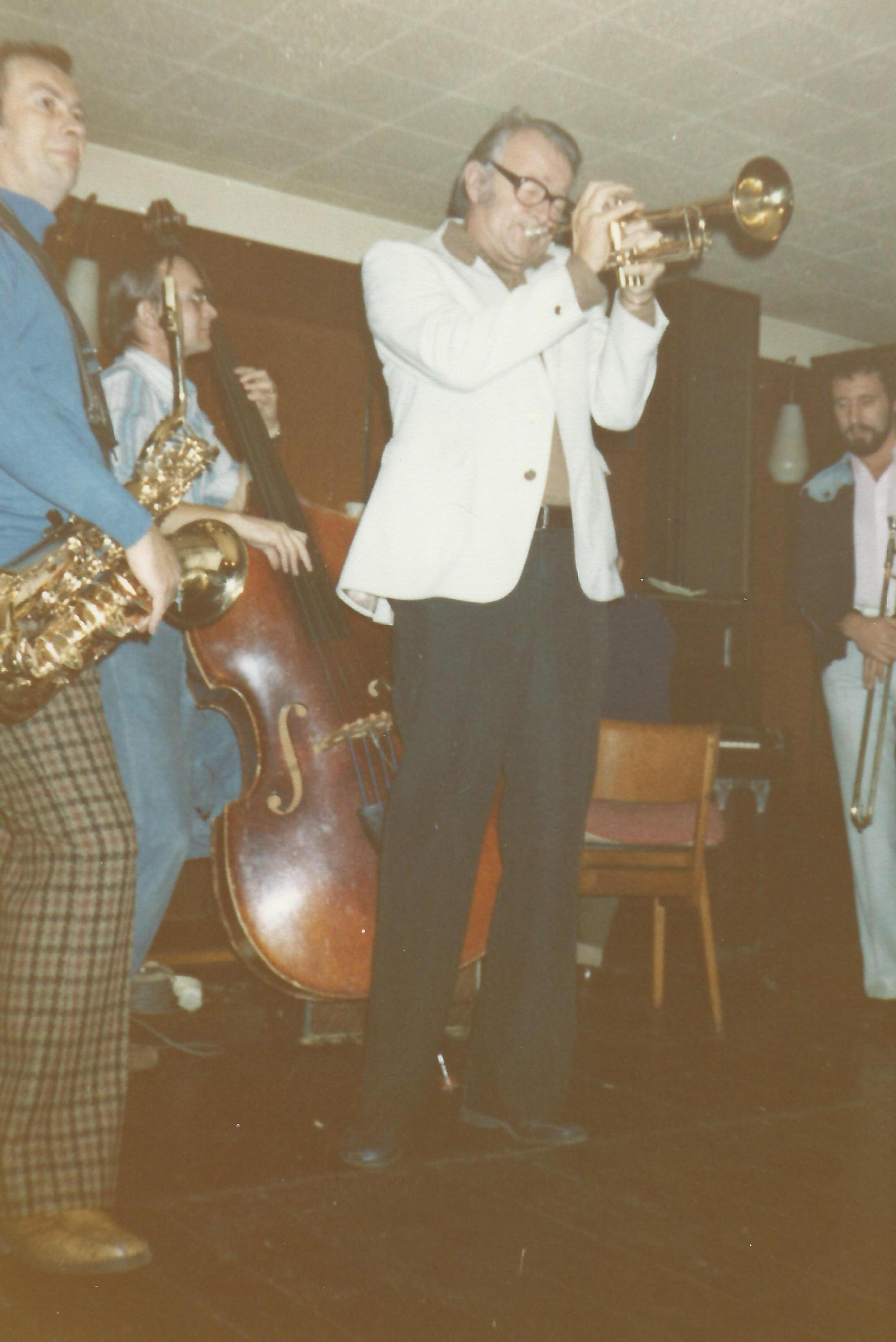 Chris Hodgkins And His Band with Humphrey Lyttelton