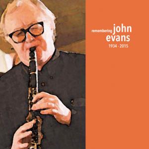John Evans CD Cover