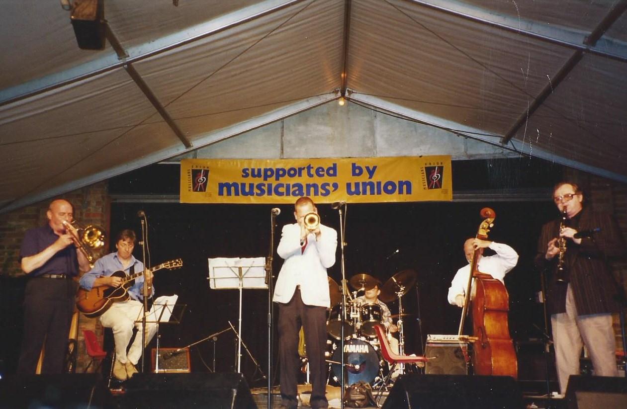 Harlem Airshaft - Ealing Jazz Festival