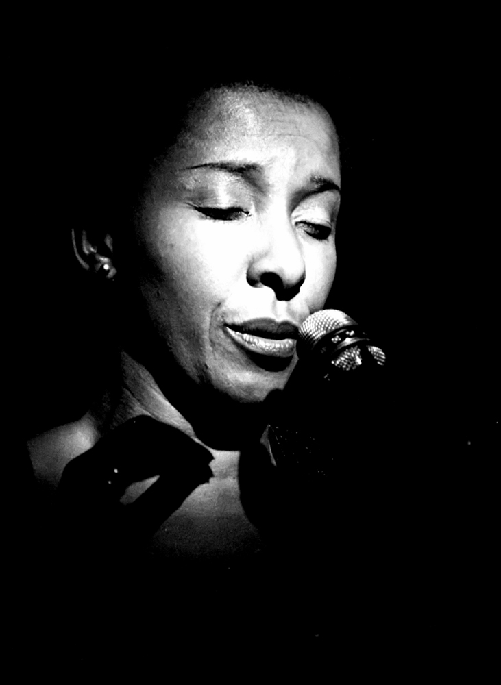 Elaine Delmar at Ronnie Scott's 1989