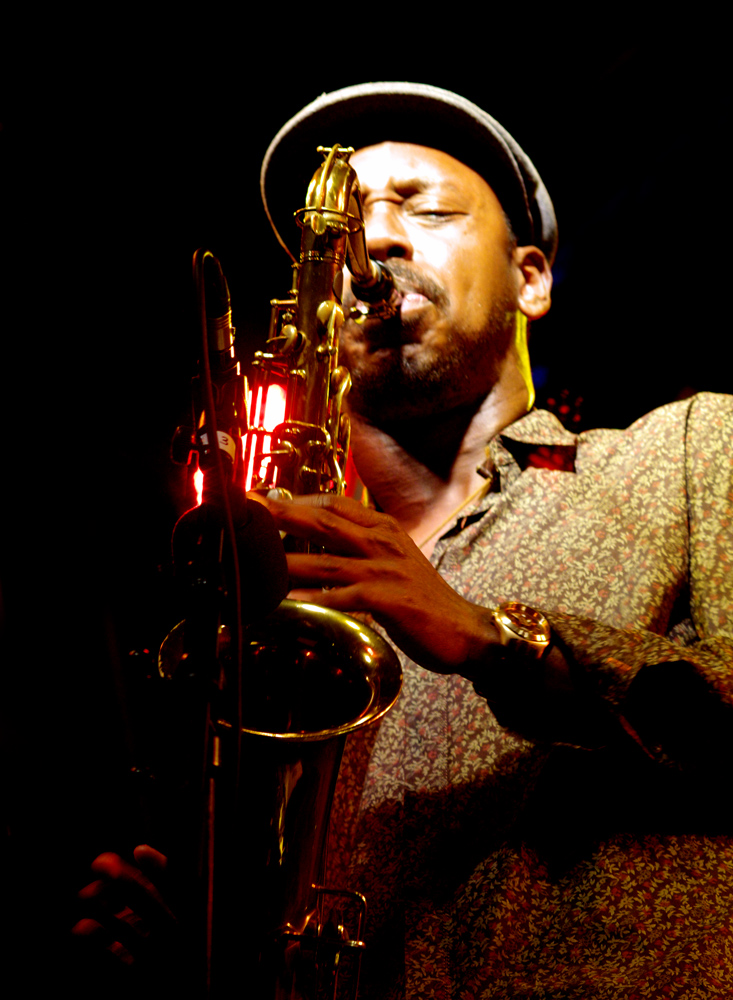 Shabaka Hutchings Imperial Wharfe Jazz Festival 2011