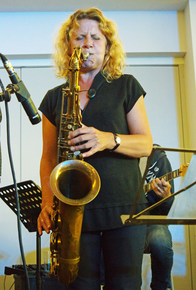 Karen Sharp Splash Point Jazz Club 2016