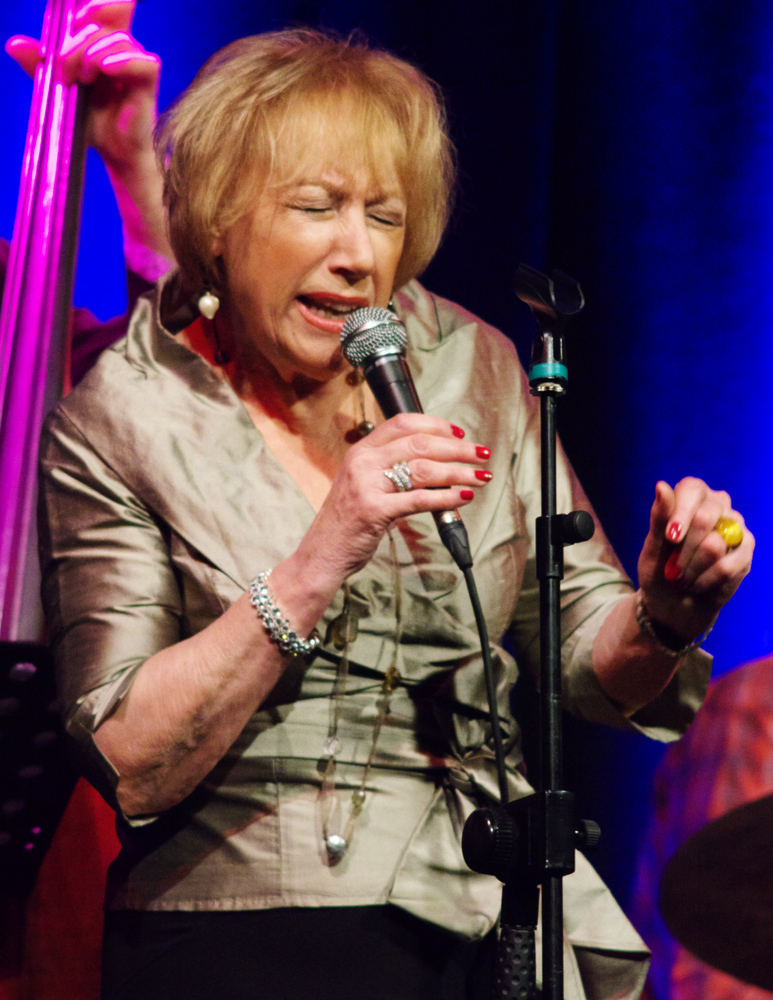 Norma Winstone Ropetackle Arts Centre 2016
