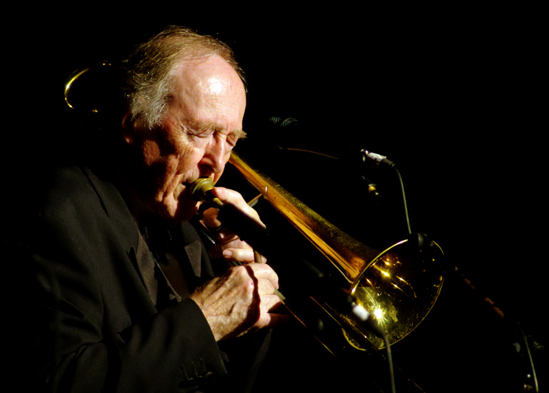 Chris Barber  Dorking Halls Dorking Surrey 2012