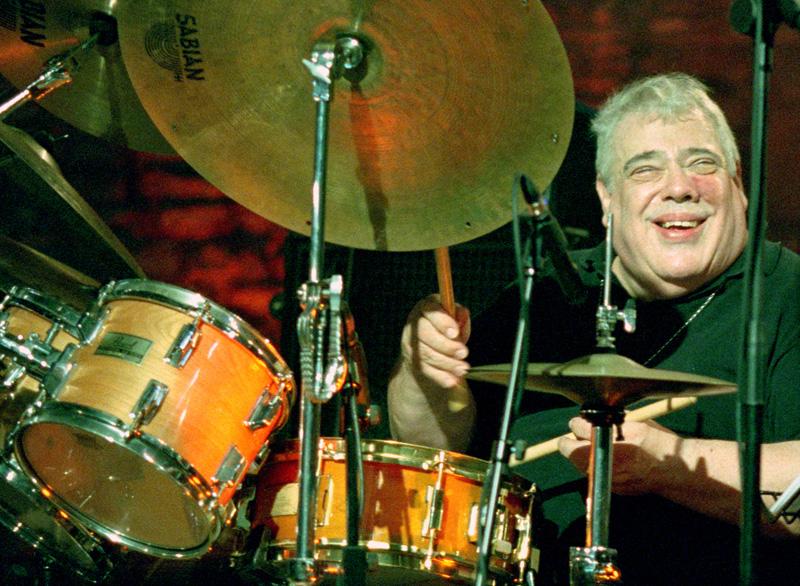 Martin Drew Brecon  Jazz 2006