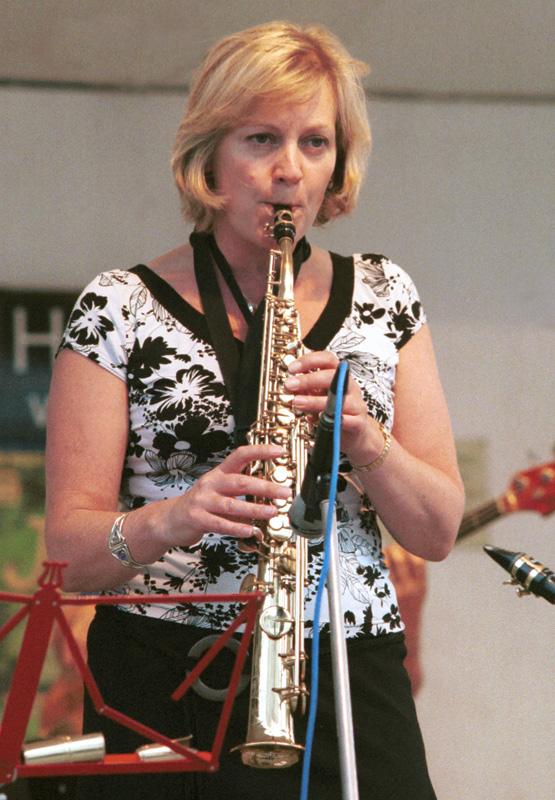 Clare Hirst Pantiles Tunbridge Wells 2005