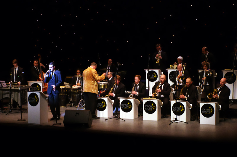 Ronnie Scott's Jazz Orchestra Hawth Crawley 2011
