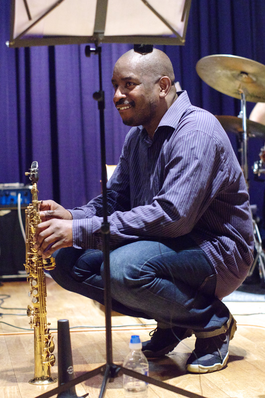 Jason Yarde Watermill Jazz Club Dorking  2015