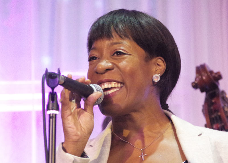 Deelee Dube Watermill Jazz Club Dorking 3rd July 2018