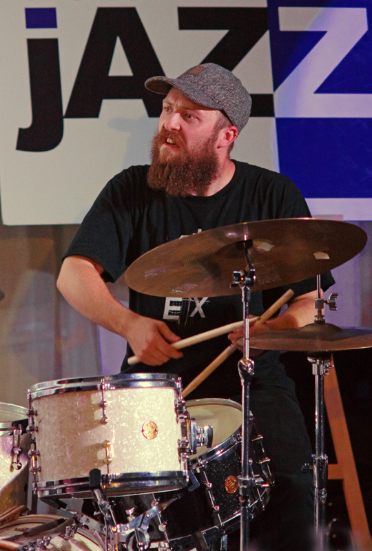 Will Glaser  Watermill Jazz Club Dorking 7th August 2018