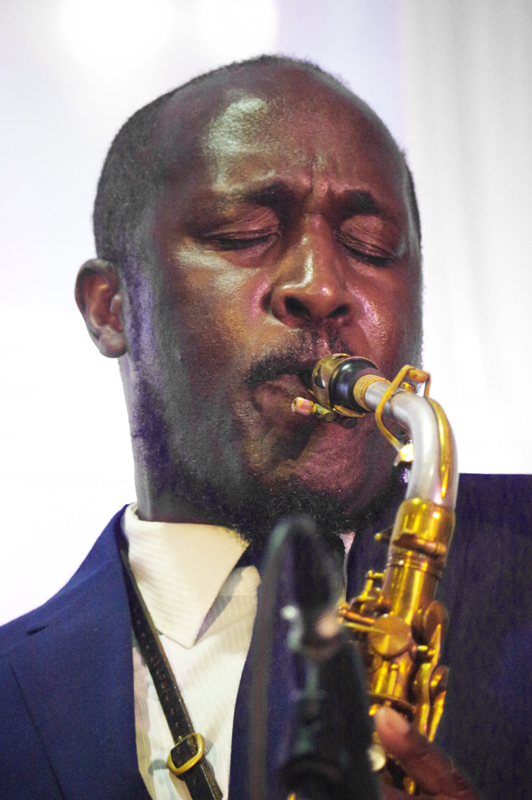 Tony Kofi Watermill Jazz Club Dorking 3rd July 2018