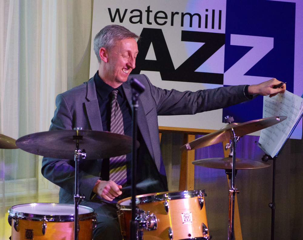 Steve Brown Watermill Jazz Club, Dorking 12th February 2019