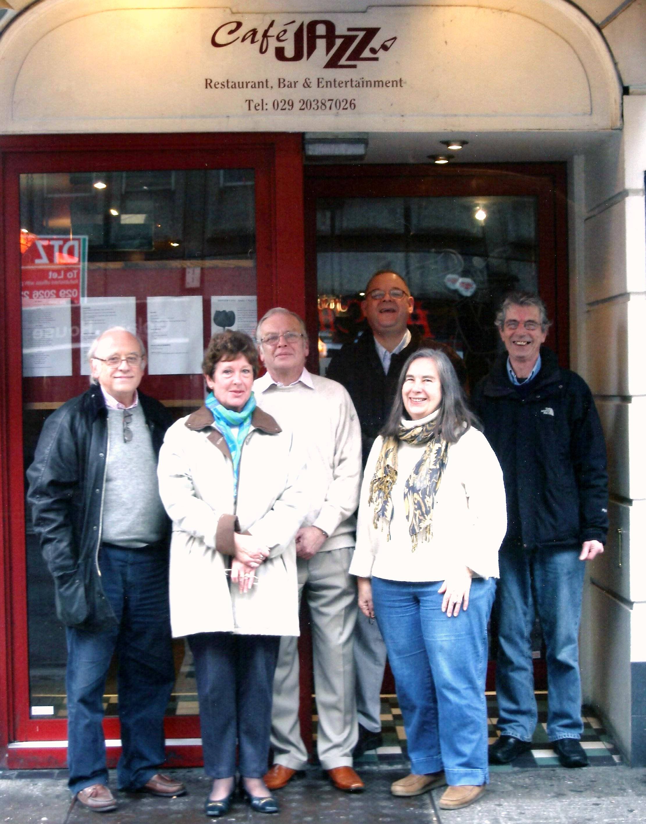 Trustees of the Welsh Jazz Society