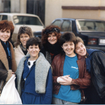 The Guest Stars with Debbie far right
