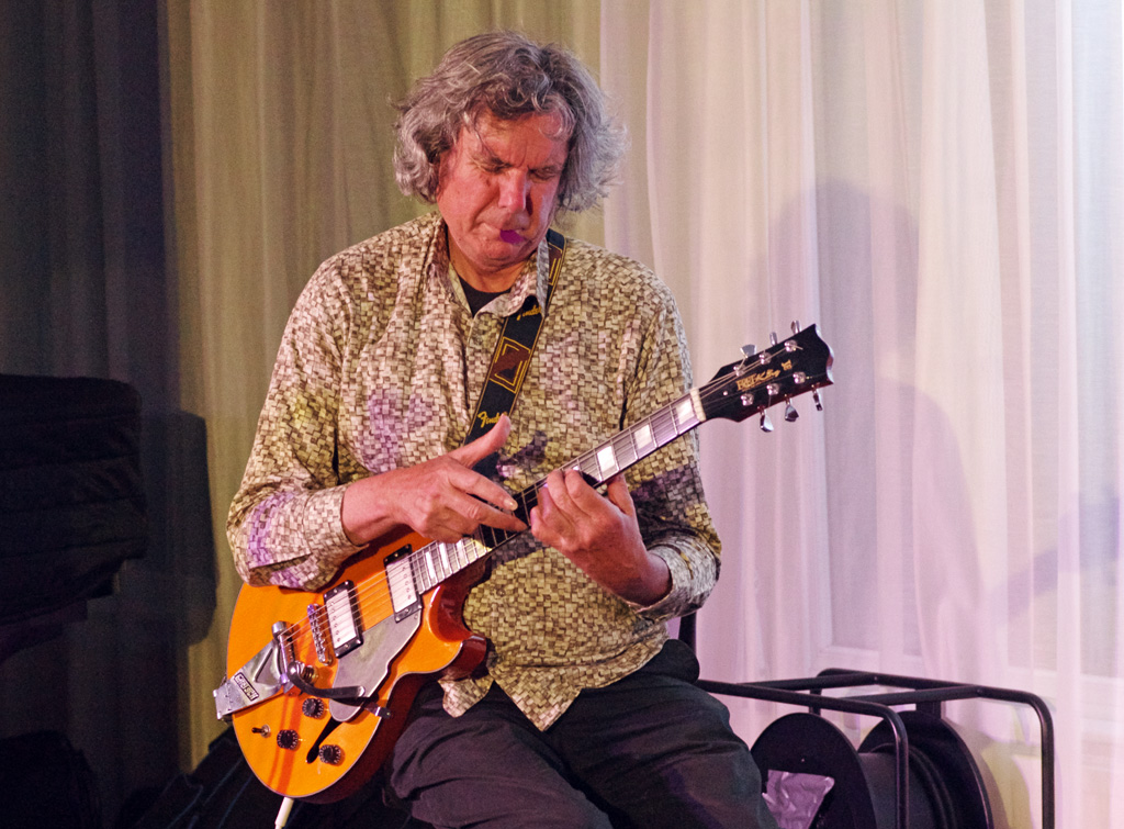 John Etheridge, Watermill Jazz Club  Dorking 28.5.19.