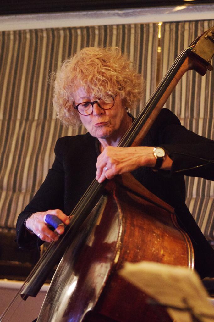 Alison Rayner, Splash Point Jazz Club, Plough Inn, Rottingdeane 17.5.2019