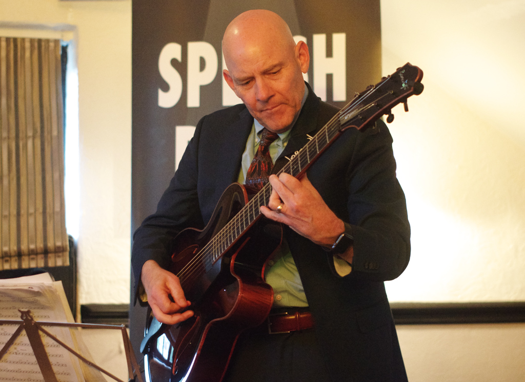 Wayne Wilkinson, Splash Point Jazz Club, Plough Inn, Rottingdeane 17.5.2019