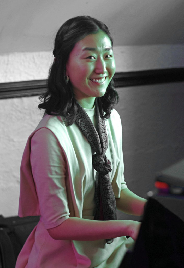 Yoo Jinjoo, Splash Point Jazz Club, Plough Inn, Rottingdeane 17.5.2019